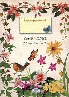giardino fiorito gioco quaderno il giardino fiorito