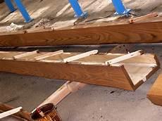 finte travi per soffitto travi vuote in legno finte travi in legno