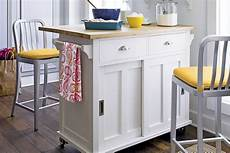 Portable Kitchen Islands They Make Reconfiguration Easy 6 Portable Kitchen Islands To Solve Your Small Kitchen Woes