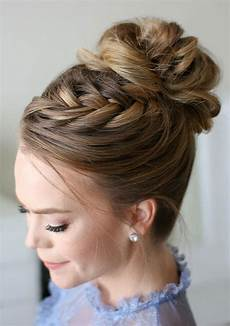 wedding inspiration hair styles high bun hairstyles