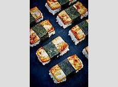 Easy Tofu Musubi   Marinated Tofu Sushi Recipe