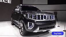 2019 Kia Mohave by 2020 Kia Mohave Look Kia S New Suv Just Revealed