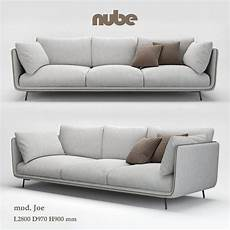 Small Space Sofa 3d Image by Nube Joe Sofa 3d Model Free 3d Models In 2019 Modern