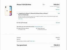 iPhone 11 price in Germany starts at Rs 62,400 and is