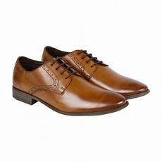 Clarks Chart Walk Clarks Chart Walk Mens Brown Leather Casual Dress Oxfords