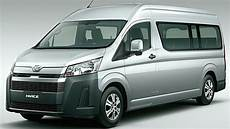 toyota hiace 2019 2019 toyota hiace everything you wanted to