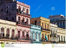 Caribbean Architecture Cuba Caribbean Architecture On The Mainstreet In