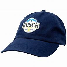 Busch Light Costume Busch Light Logo Men S Navy Blue Hat
