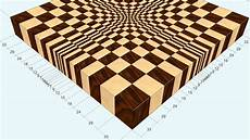 Cutting Board Design Plans 3d End Grain Cutting Board 1 To Make With The Use Of 13
