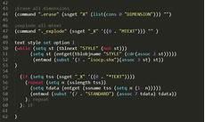 Lisp Programming Drawing Cleaning Automation Using Lisp Programming Jakub