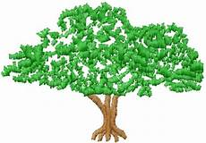 mead artworks embroidery design oak tree 2 00 inches h x