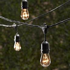Target Outdoor Lights String Light Company Vintage Metro Outdoor String Lights