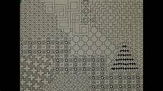 Graph Paper Patterns Graph Paper Drawing Youtube