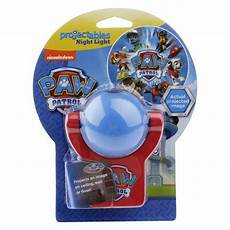 Paw Patrol Night Light Paw Patrol Projectable Night Light Brickseek