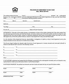 Sample Contract Forms Free 10 Sample Contract Release Forms In Ms Word Pdf
