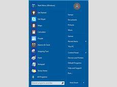 How to Get a Windows 7 Start Menu in Windows 10   Gizmo's