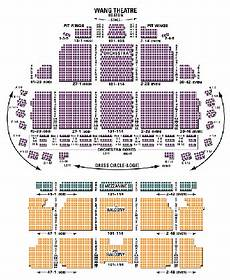 Wang Center Boston Seating Chart Jaystarr S Special Photo Thread The Wang Center In