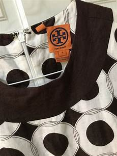Tory Burch Belt Size Chart Tory Burch Brown White Gold With Signature Belt Mid Length