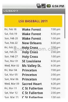 Basketball Schedule Maker Sports Basketball Baseball Hockey Nascar Baseball