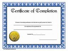 Training Certificate Of Completion Free Certificate Template 65 Adobe Illustrator