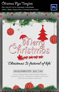 Free Christmas Templates For Flyers 44 Free Christmas Templates Amp Designs Psd Ai Free