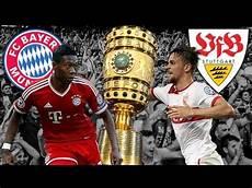Vfb Malvorlagen Kaufen Dfb Pokal Finale 2013 Bayern M 252 Nchen Vs Vfb Stuttgart
