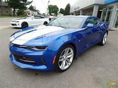 Light Blue Camaro 2017 2017 Hyper Blue Metallic Chevrolet Camaro Lt Coupe