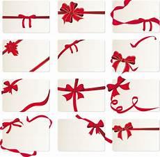 Ribbon Cards Gift Ribbon Cards Bow Free Download Vector Free Vector