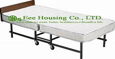 hotel folding bed 15cm mattress beds for hotel guest