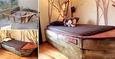 how to make boat bed diy crafts handimania
