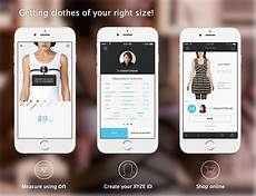 Body Measurement Chart App Digital Measuring Tape To Make Online Shopping Less Risky