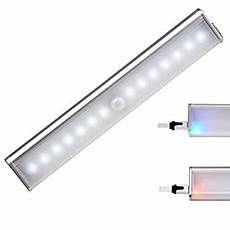 ompakey rechargeable motion sensing light stick on