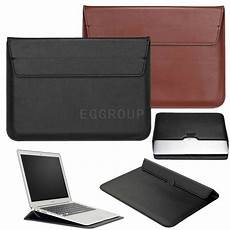laptop envelope sleeve premium envelope laptop leather sleeve bag cover for