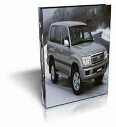 Toyota Land Cruiser Service Manual
