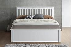 sleep wooden ottoman bed in white bed ottoman