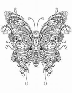 Ausmalbilder Schmetterling Erwachsene Butterfly Coloring Pages For Adults Best Coloring Pages