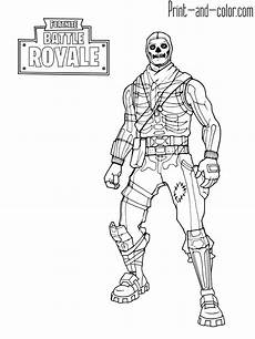 fortnite skins coloring pages to print fortnite free
