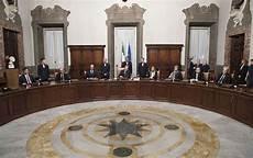 consiglio dei ministri ultime notizie mafia e politica consiglio dei ministri scioglie altri 5