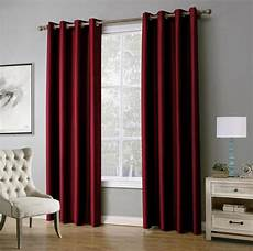 Bedroom Window Curtains 1 Solid Color Window Curtains For Living Room