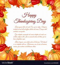 thanksgiving greeting cards for business template thanksgiving day greeting card royalty free vector image