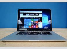 Ya puedes instalar Windows 10 en Mac con Boot Camp