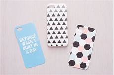 Printable Iphone 6 Case Template Diy These 6 Phone Cases In Under 10 Minutes Brit Co