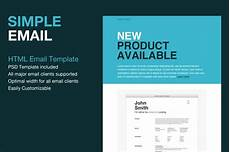 Create Html Email Templates Simple Html Email Template Website Templates Creative