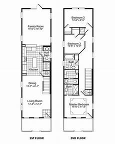 Narrow House Floor Plan Pin On Floor Plan Fanatic