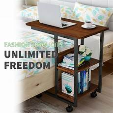 simple side table moveable coffee side end table 3 tier
