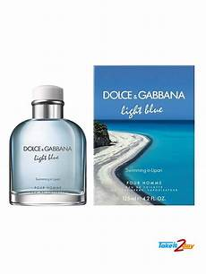 Dolce And Gabbana Light Blue Tester Perfume Dolce Amp Gabbana Light Blue Swimming In Lipari Perfume For