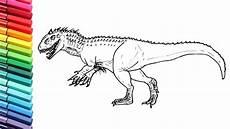 Ausmalbilder Dinosaurier Indoraptor Jurassic World 2 Ausmalbilder Indoraptor Malvorlagen