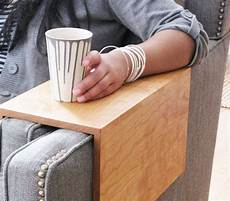 Sofa Arm Cup Holder 3d Image by Arm Wrap Is A Classed Up Cup Holder Diy Table Diy