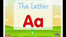 Letter And Letter A Song Uppercase Amp Lowercase Short A Sound Youtube
