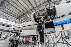 Aircraft Technician Aviation Mechanic Shortage Looms As Risk For Industry